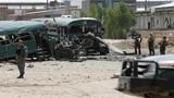 Hiện trường Taliban đánh bom liều chết ở Afghanistan, 70 người thương vong