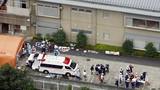 Hiện trường vụ tấn công bằng dao kinh hoàng ở Nhật Bản