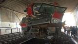 Khiếp hiện trường tai nạn tàu hỏa ở Pháp, 60 người bị thương