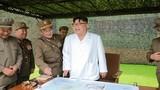 """Ông Kim Jong-un cảnh báo có thể tấn công hạt nhân """"mọi lúc"""""""