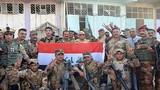 Ảnh: Quân đội Iraq giải phóng làng mạc ở Anbar khỏi IS