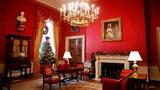 Ảnh: Nhà Trắng trang hoàng lộng lẫy đón Giáng sinh