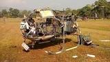 Rơi trực thăng quân sự ở Ấn Độ, 3 người thiệt mạng