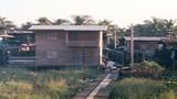 Ảnh màu cuộc sống thường nhật ở Thái Lan năm 1978