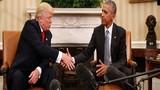 Ông Trump nói có tham vấn Tổng thống Obama về nội các mới