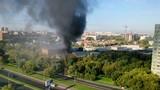 Cháy lớn ở thủ đô Moscow, ít nhất 10 người thương vong