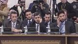 Chính thức bắt đầu đàm phán hòa bình về Syria tại Astana