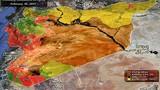 Chiến sự Syria đầu năm 2017: Nóng trên nhiều mặt trận