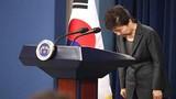 Tổng thống Hàn Quốc Park Geun Hye chính thức bị phế truất