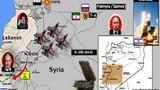 Vì sao Israel không kích cả quân Nga ở Syria?