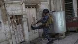 Ảnh: Lực lượng Iraq săn lùng chiến binh IS ở Tây Mosul