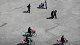 Cuộc sống yên bình ở Triều Tiên qua ảnh Reuters