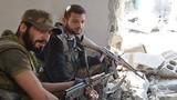 Hình ảnh quân đội Syria trong chiến dịch giải phóng Al-Qaboun