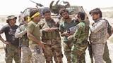 Ảnh: Dân quân Iraq tiến về vùng biên giới giúp Syria