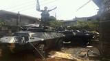 Ảnh: Phiến quân chiếm xe bọc thép của Quân đội Philippines