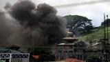 Ảnh nóng hổi tình hình chiến sự trong thành phố Marawi