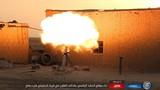 Ảnh: IS tấn công liều chết căn cứ Iraq gần biên giới Syria