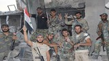 Chùm ảnh quân đội Syria mở rộng kiểm soát Đông Damascus
