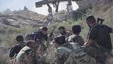 Ảnh: Quân đội Syria thừa thắng xốc tới ở Đông Damascus