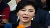 Chính phủ Thái Lan xác nhận việc bà Yingluck trốn ra nước ngoài