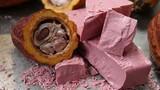 Lần đầu tiên Thụy Sĩ ra mắt sô cô la màu hồng