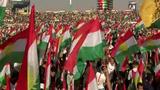 Video: Biển người Kurd ủng hộ trưng cầu dân ý đòi độc lập