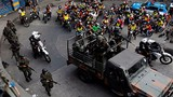 Ảnh: Brazil điều nghìn binh sĩ đánh tội phạm ma túy ở Rio