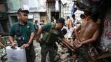 Người dân Philippines hoài nghi cuộc chiến chống ma túy