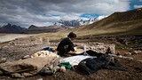 Cuộc sống trên thung lũng ở độ cao 4.500m tại Pakistan
