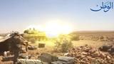 Ảnh: Quân đội Syria ồ ạt tấn công thành phố Mayadin