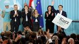 """Nhìn lại hành trình """"tuổi trẻ, tài cao"""" của Thủ tướng Áo tương lai"""