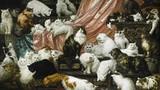 Choáng với bức tranh Gia đình mèo quý tộc giá 19 tỷ đồng