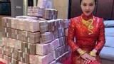 Cô dâu TQ khoe của hồi môn trăm tỷ