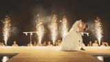 Đám cưới siêu xa hoa bên bờ biển của cặp đôi tỷ phú Thái Lan
