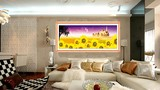 Trang trí nhà với 4 bức tranh này sẽ tăng vượng khí vù vù