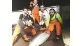 Ngư dân xuất ngoại đánh cá ở trời Tây