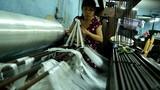 Ảnh: Làng dệt cổ lỗ sĩ ở Sài Gòn thấp thỏm tan rã