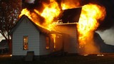 Tìm ra kẻ đốt 70 ngôi nhà nhờ tài năng của họa sĩ