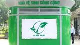 Cận cảnh nhà vệ sinh công cộng siêu xịn ở Hà Nội