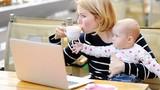 Lý giải lý do phụ nữ có con làm việc hiệu quả hơn