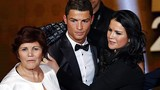Cristiano Ronaldo: Bất hạnh từ khi chưa chào đời