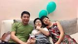 Xúc động tâm thư MC Thảo Vân viết cho bố chồng cũ
