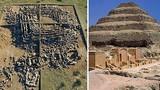 Phát hiện kim tự tháp cổ nhất thế giới không phải ở Ai Cập