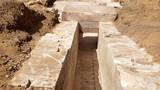 Phát hiện tàn tích kim tự tháp 3.700 tuổi ở Ai Cập