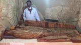 Kho báu bí ẩn trong ngôi mộ 3.500 năm ở Ai Cập
