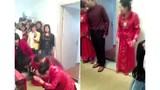 Chú rể tổ chức lễ cưới hoành tráng với 2 cô dâu cùng một lúc