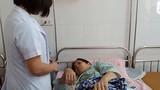 Người phụ nữ mang khối u khủng 15 kg, như mang thai 9 tháng