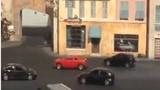 Đỉnh cao đua ô tô trong trường quay ở  Hollywood