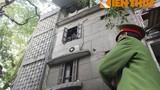 Toàn cảnh vụ CS Hà Nội vây 2 người ôm bom xăng cố thủ