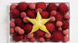 Tạo hình quốc kỳ bằng thực phẩm